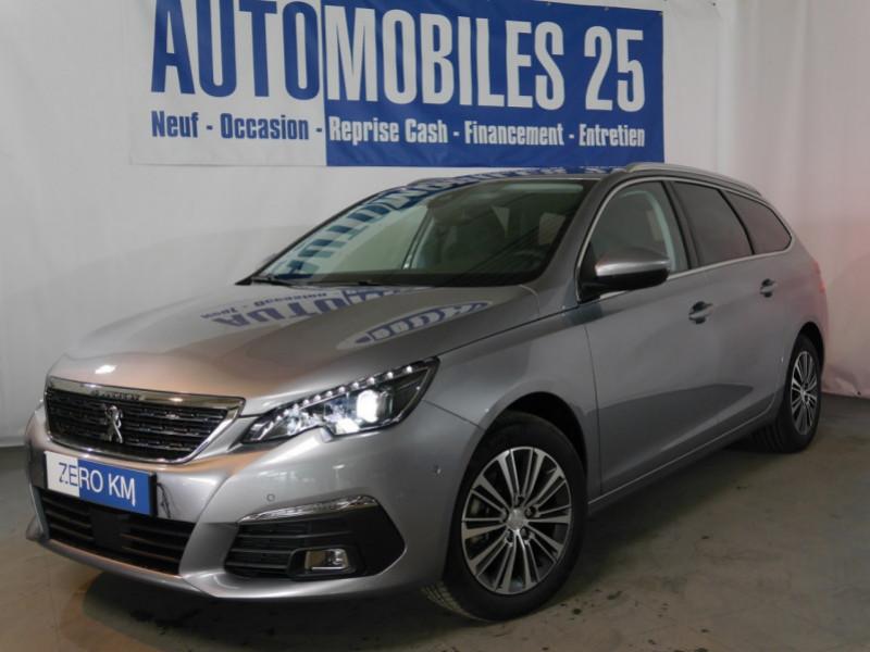 Peugeot 308 SW 1.2 PURETECH 130CH S&S ALLURE PACK EAT8 - 25 % Essence GRIS ARTENSE Neuf à vendre