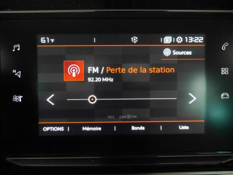 Photo 7 de l'offre de CITROEN C3 AIRCROSS PURETECH 110CH S&S SHINE E6.D 6CV à 17900€ chez Automobiles 25