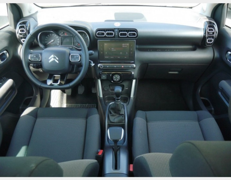 Photo 3 de l'offre de CITROEN C3 AIRCROSS PURETECH 110CH S&S SHINE E6.D 6CV à 17900€ chez Automobiles 25