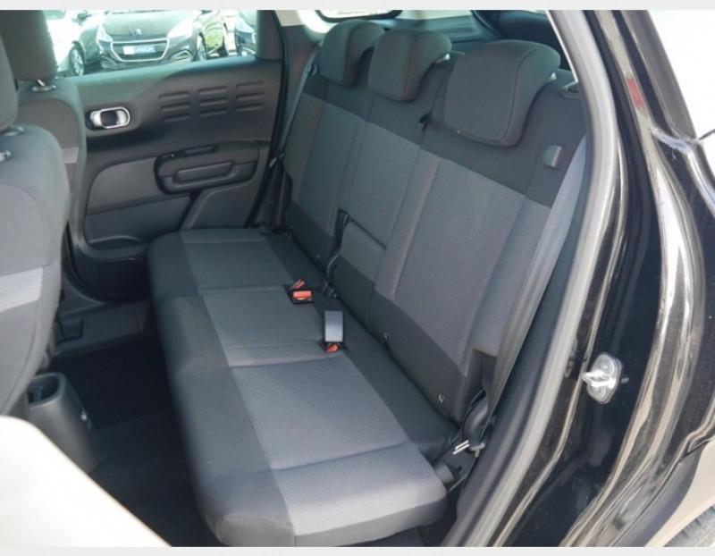 Photo 5 de l'offre de CITROEN C3 AIRCROSS PURETECH 110CH S&S SHINE E6.D 6CV à 17900€ chez Automobiles 25