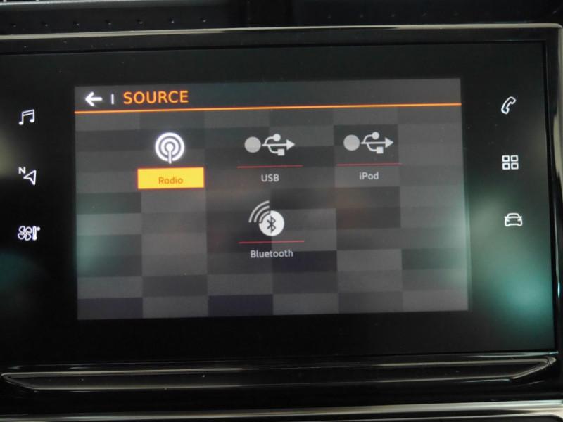 Photo 8 de l'offre de CITROEN C3 AIRCROSS PURETECH 110CH S&S SHINE E6.D 6CV à 17900€ chez Automobiles 25