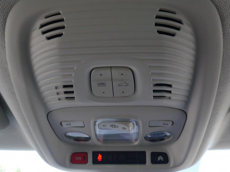 Photo 19 de l'offre de CITROEN C3 AIRCROSS PURETECH 110CH S&S SHINE E6.D 6CV à 17900€ chez Automobiles 25