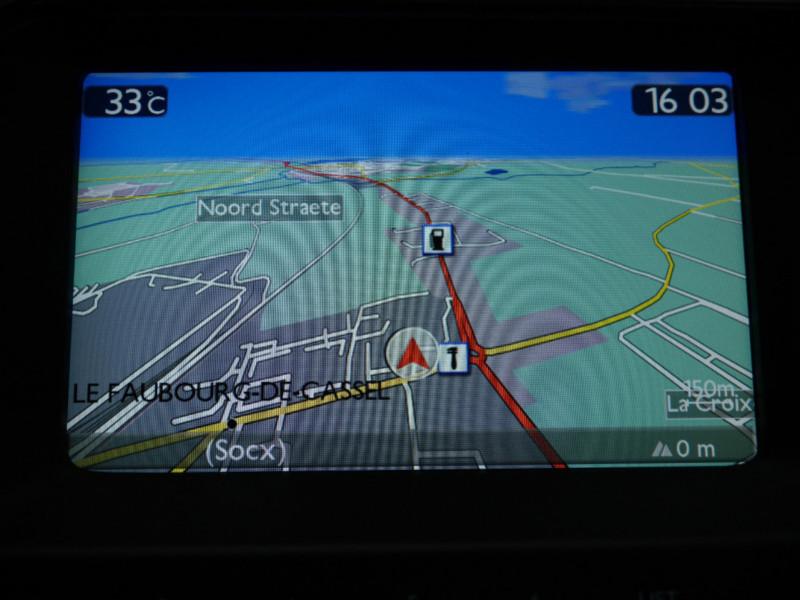 Photo 11 de l'offre de CITROEN DS5 HYBRID4 SPORT CHIC ETG6 à 15990€ chez Automobiles 25