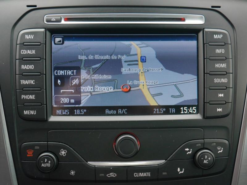 Photo 7 de l'offre de FORD MONDEO 2.0 TDCI 140CH FAP TITANIUM 5P à 8480€ chez Automobiles 25