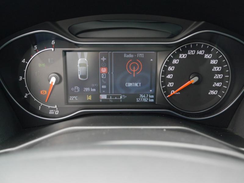 Photo 13 de l'offre de FORD MONDEO 2.0 TDCI 140CH FAP TITANIUM 5P à 8480€ chez Automobiles 25