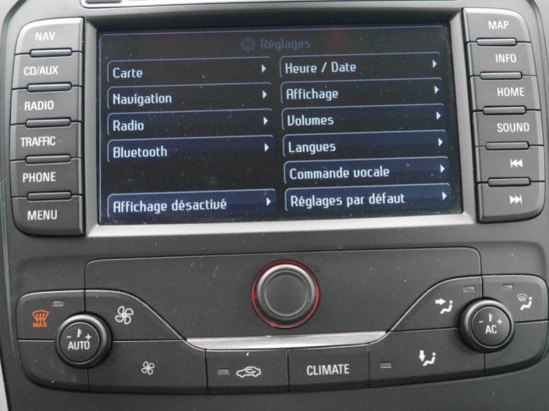 Photo 11 de l'offre de FORD MONDEO 2.0 TDCI 140CH FAP TITANIUM 5P à 8480€ chez Automobiles 25