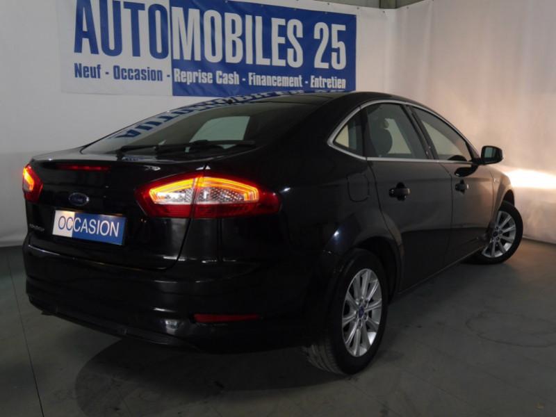 Photo 2 de l'offre de FORD MONDEO 2.0 TDCI 140CH FAP TITANIUM 5P à 8480€ chez Automobiles 25