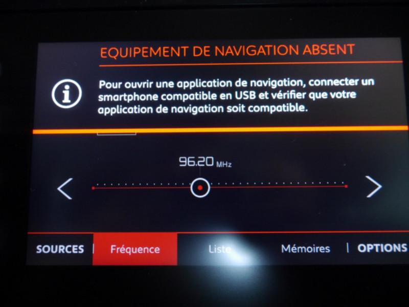 Photo 10 de l'offre de CITROEN C3 1.2 PURETECH 110CH S&S FEEL PACK 124G - 8 % à 18495€ chez Automobiles 25