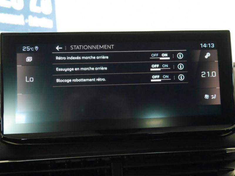 Photo 16 de l'offre de PEUGEOT 5008 2.0 BLUEHDI 180CH S&S GT PACK EAT8 - 9 % à 44995€ chez Automobiles 25