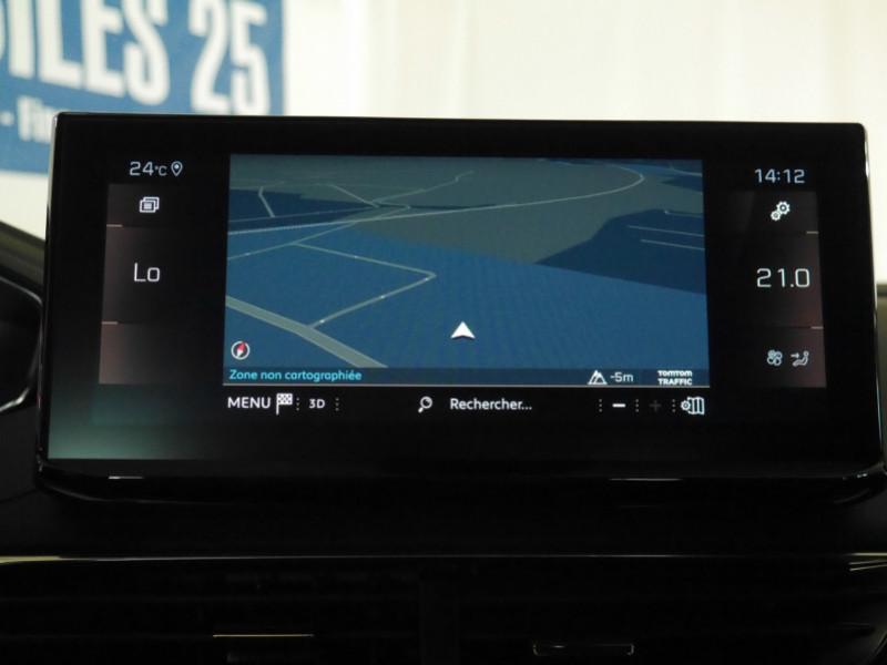 Photo 12 de l'offre de PEUGEOT 5008 2.0 BLUEHDI 180CH S&S GT PACK EAT8 - 9 % à 44995€ chez Automobiles 25