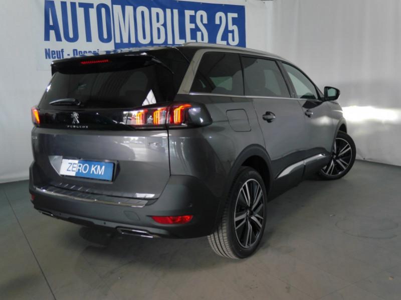 Photo 2 de l'offre de PEUGEOT 5008 2.0 BLUEHDI 180CH S&S GT PACK EAT8 - 9 % à 44995€ chez Automobiles 25