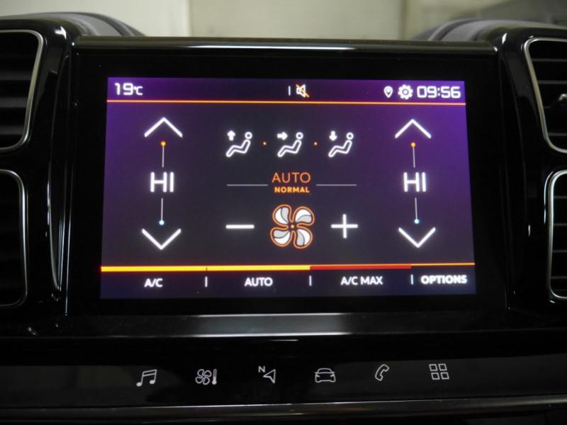 Photo 9 de l'offre de CITROEN C5 AIRCROSS PURETECH 180CH S&S SHINE EAT8 E6.D - 13 % à 35395€ chez Automobiles 25