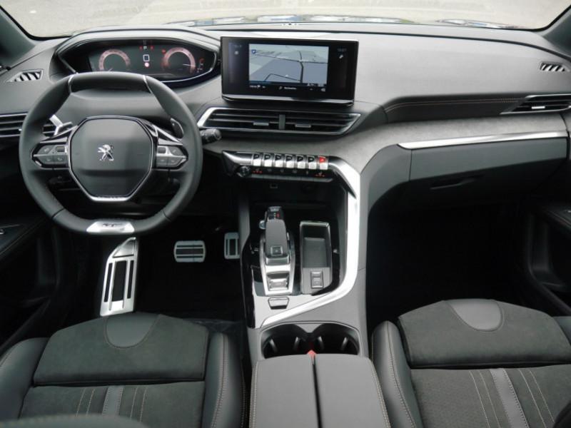 Photo 3 de l'offre de PEUGEOT 5008 2.0 BLUEHDI 180CH S&S GT PACK EAT8 - 9 % à 44995€ chez Automobiles 25