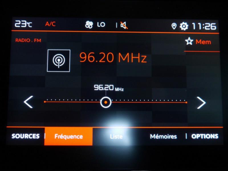 Photo 8 de l'offre de CITROEN C3 1.2 PURETECH 110CH S&S FEEL PACK 124G - 8 % à 18495€ chez Automobiles 25