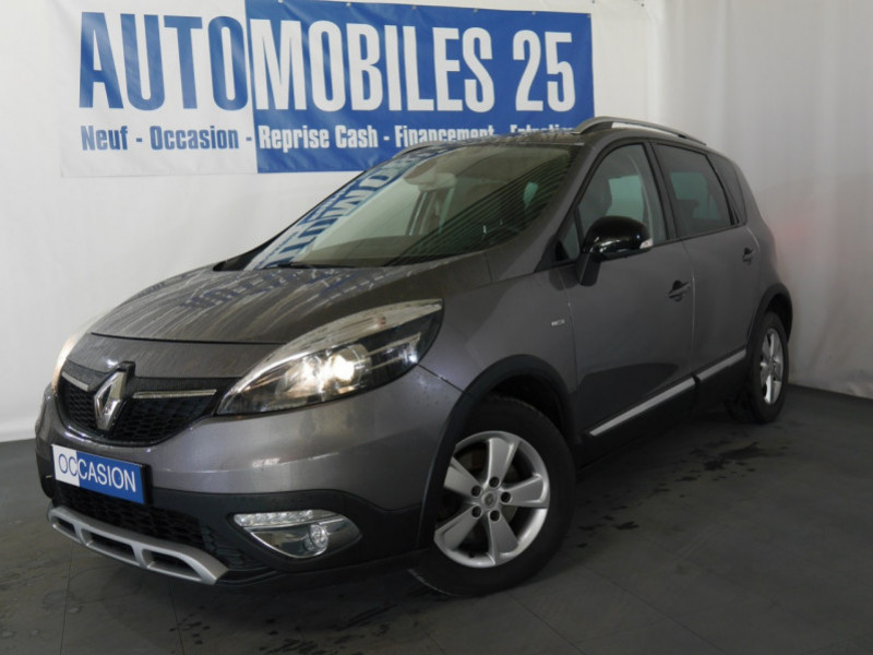 Renault SCENIC III XMOD 1.5 DCI 110CH ENERGY BOSE ECO² Diesel CASSIOPE Occasion à vendre