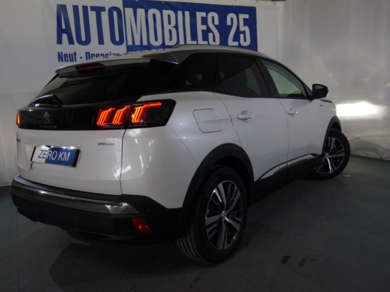 Photo 2 de l'offre de PEUGEOT 3008 HYBRID 225CH ALLURE E-EAT8 10CV -19% à 37995€ chez Automobiles 25