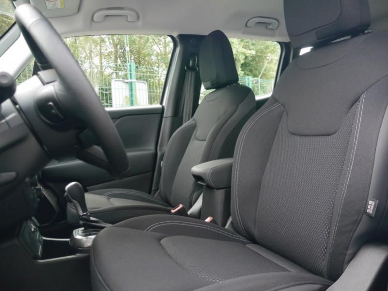 Photo 4 de l'offre de JEEP RENEGADE 1.3 GSE T4 150CH LIMITED BVR6 -14% à 28995€ chez Automobiles 25