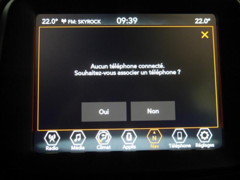 Photo 12 de l'offre de JEEP RENEGADE 1.3 GSE T4 150CH LIMITED BVR6 -14% à 28995€ chez Automobiles 25