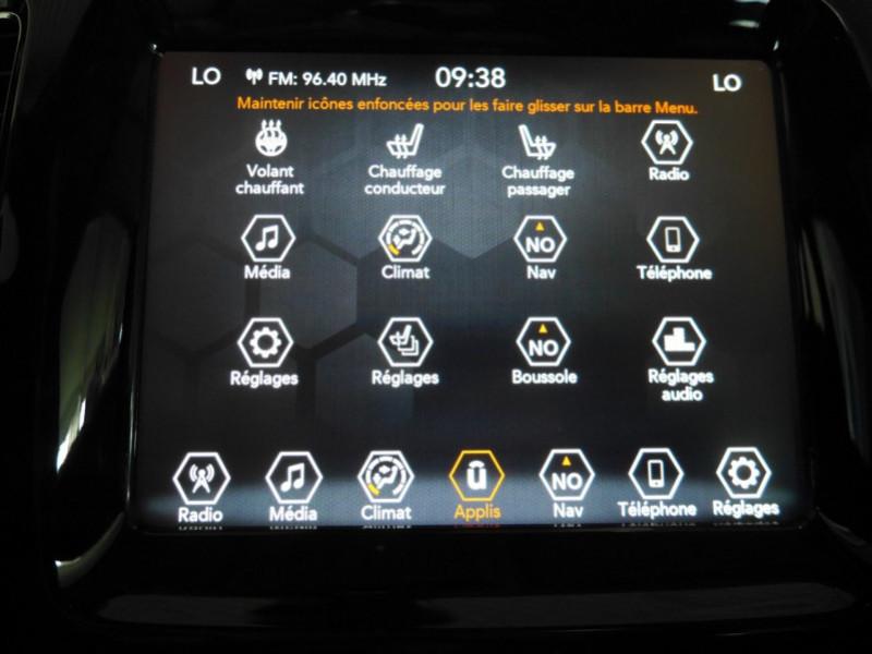 Photo 11 de l'offre de JEEP COMPASS 1.3 GSE T4 150CH LIMITED 4X2 BVR6 - 16 % à 32495€ chez Automobiles 25