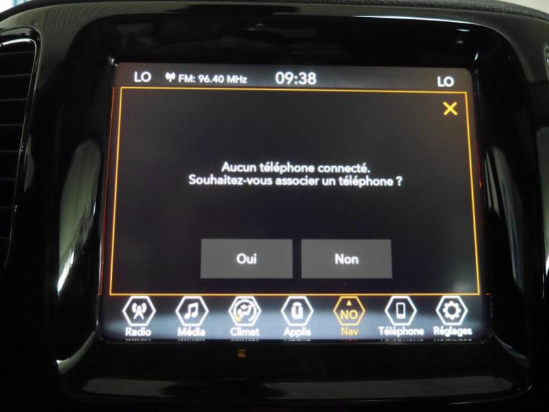 Photo 13 de l'offre de JEEP COMPASS 1.3 GSE T4 150CH LIMITED 4X2 BVR6 - 16 % à 32495€ chez Automobiles 25