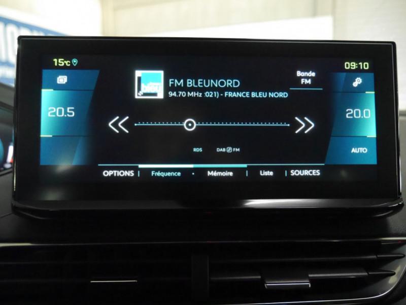 Photo 8 de l'offre de PEUGEOT 3008 HYBRID 225CH ALLURE E-EAT8 10CV -19% à 37995€ chez Automobiles 25
