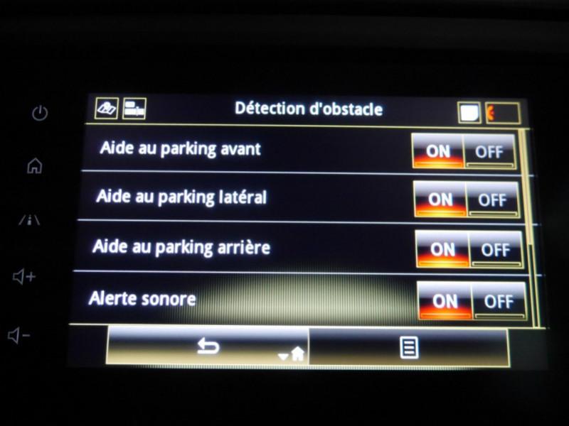 Photo 16 de l'offre de RENAULT KADJAR 1.3 TCE 140CH FAP INTENS - 22% à 27495€ chez Automobiles 25