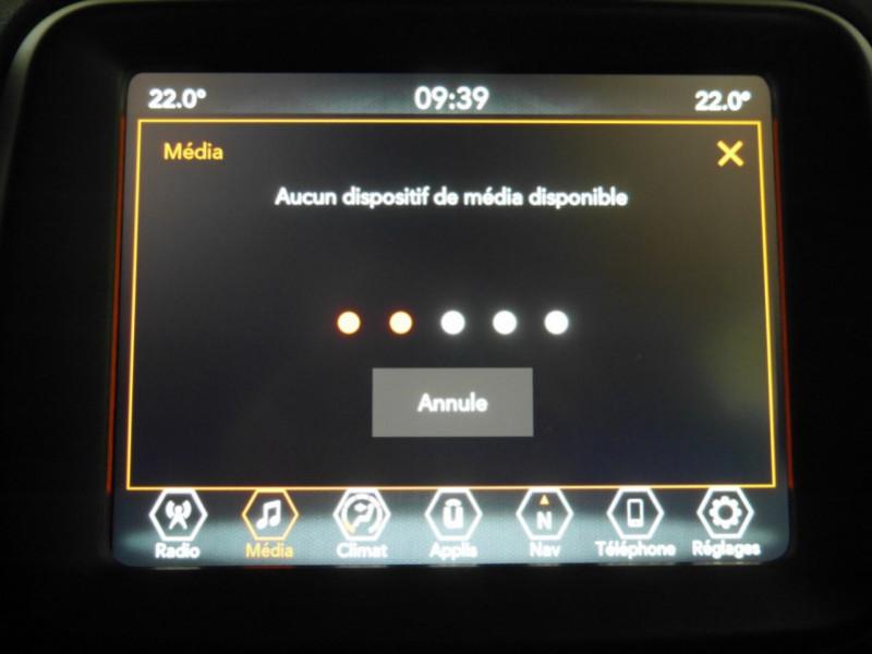 Photo 9 de l'offre de JEEP RENEGADE 1.3 GSE T4 150CH LIMITED BVR6 -14% à 28995€ chez Automobiles 25