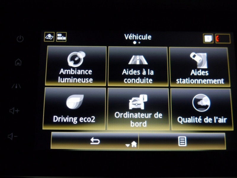 Photo 15 de l'offre de RENAULT KADJAR 1.3 TCE 140CH FAP INTENS - 22% à 27495€ chez Automobiles 25