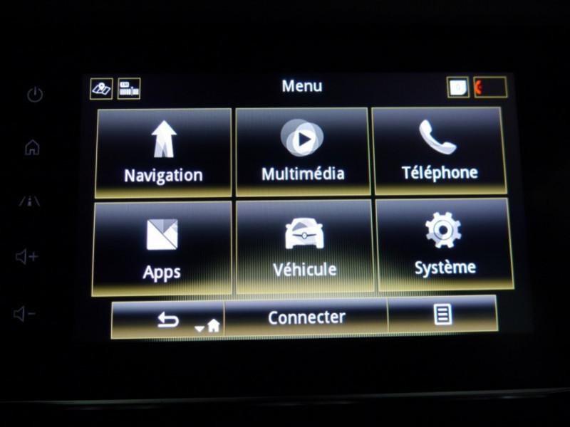 Photo 9 de l'offre de RENAULT KADJAR 1.3 TCE 140CH FAP INTENS - 22% à 27495€ chez Automobiles 25