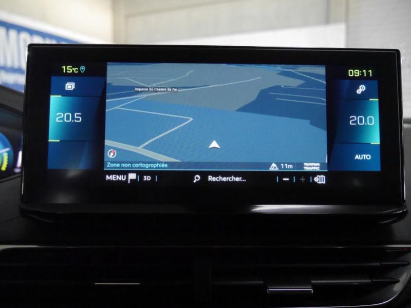 Photo 11 de l'offre de PEUGEOT 3008 HYBRID 225CH ALLURE E-EAT8 10CV -19% à 37995€ chez Automobiles 25