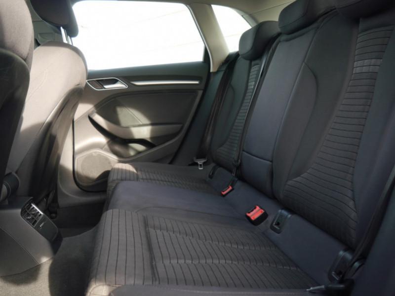 Photo 5 de l'offre de AUDI A3 SPORTBACK 2.0 TDI 150CH FAP AMBITION à 16900€ chez Automobiles 25