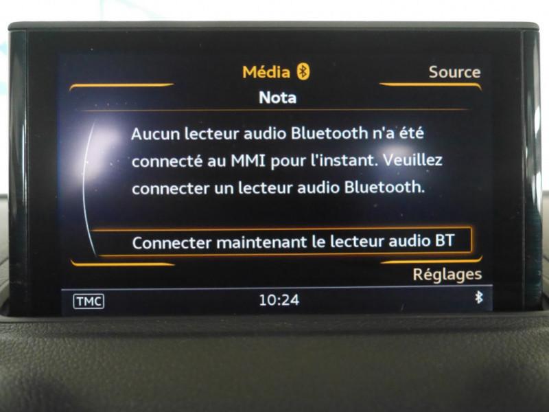 Photo 12 de l'offre de AUDI A3 SPORTBACK 2.0 TDI 150CH FAP AMBITION à 16900€ chez Automobiles 25