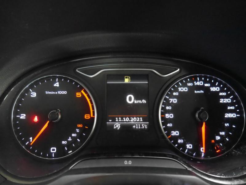 Photo 7 de l'offre de AUDI A3 SPORTBACK 2.0 TDI 150CH FAP AMBITION à 16900€ chez Automobiles 25