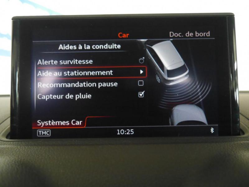 Photo 17 de l'offre de AUDI A3 SPORTBACK 2.0 TDI 150CH FAP AMBITION à 16900€ chez Automobiles 25