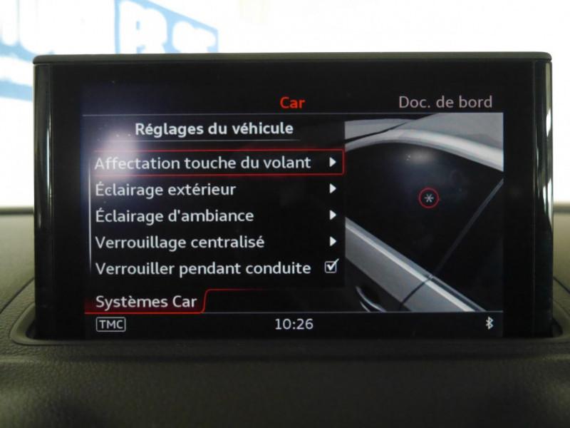 Photo 16 de l'offre de AUDI A3 SPORTBACK 2.0 TDI 150CH FAP AMBITION à 16900€ chez Automobiles 25