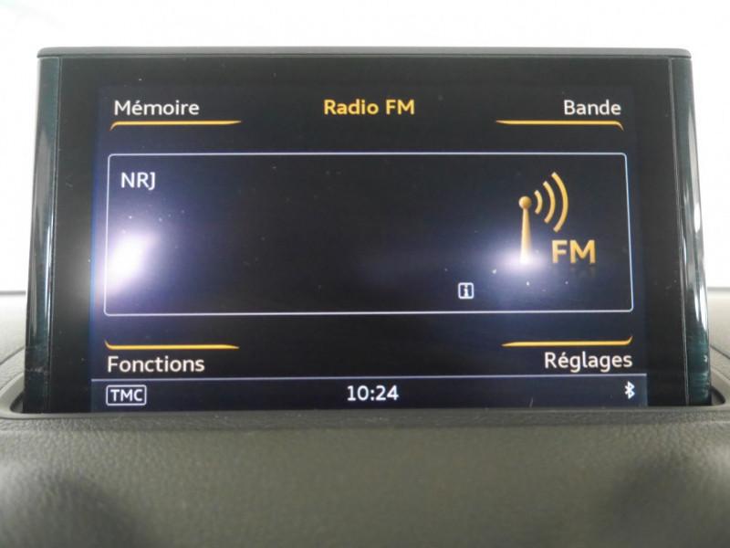 Photo 11 de l'offre de AUDI A3 SPORTBACK 2.0 TDI 150CH FAP AMBITION à 16900€ chez Automobiles 25