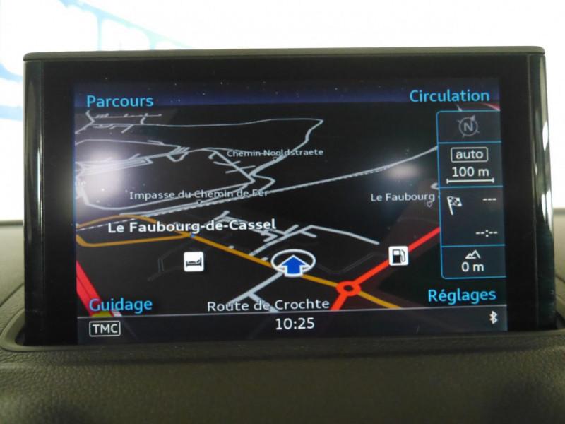 Photo 14 de l'offre de AUDI A3 SPORTBACK 2.0 TDI 150CH FAP AMBITION à 16900€ chez Automobiles 25