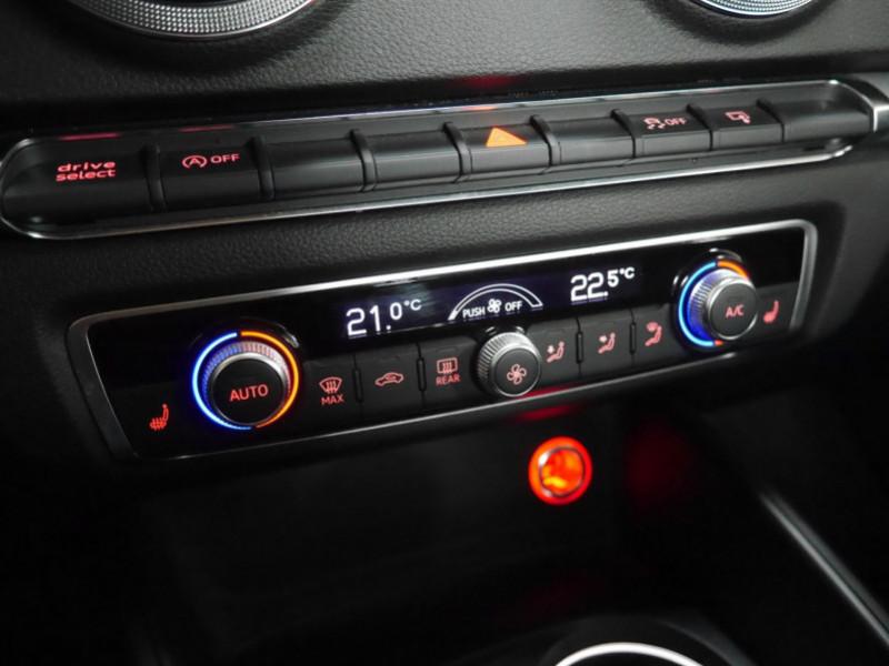 Photo 19 de l'offre de AUDI A3 SPORTBACK 2.0 TDI 150CH FAP AMBITION à 16900€ chez Automobiles 25