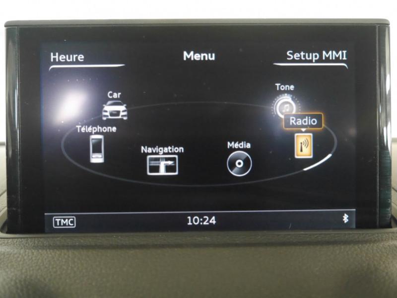 Photo 10 de l'offre de AUDI A3 SPORTBACK 2.0 TDI 150CH FAP AMBITION à 16900€ chez Automobiles 25