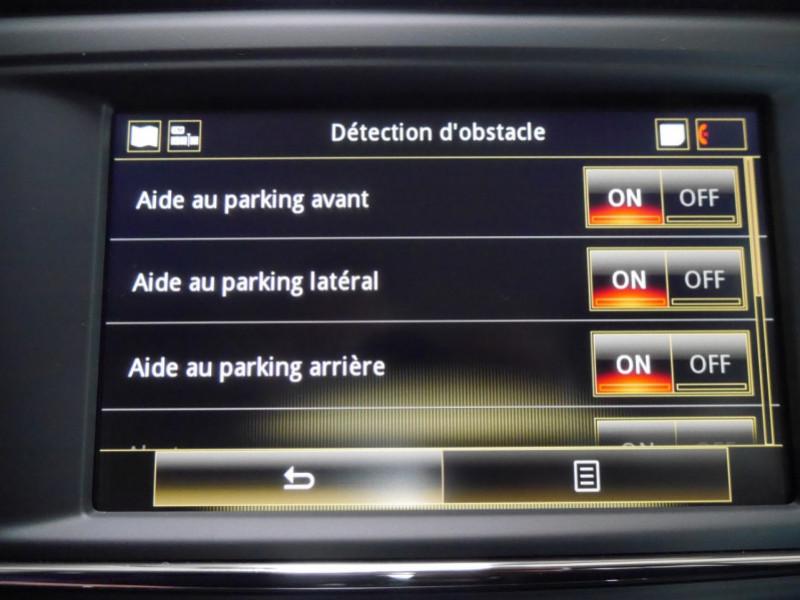 Photo 17 de l'offre de RENAULT KADJAR 1.3 TCE 140CH FAP INTENS à 20990€ chez Automobiles 25