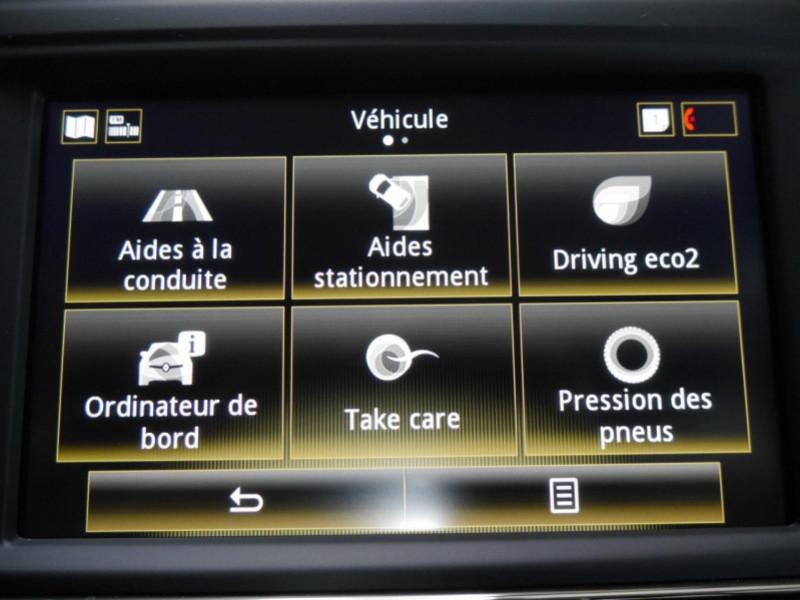Photo 13 de l'offre de RENAULT KADJAR 1.3 TCE 140CH FAP INTENS à 20990€ chez Automobiles 25