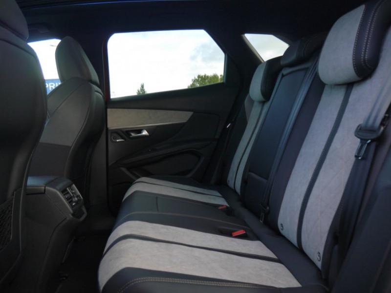 Photo 5 de l'offre de PEUGEOT 3008 HYBRID4 300CH GT E-EAT8 à 41590€ chez Automobiles 25