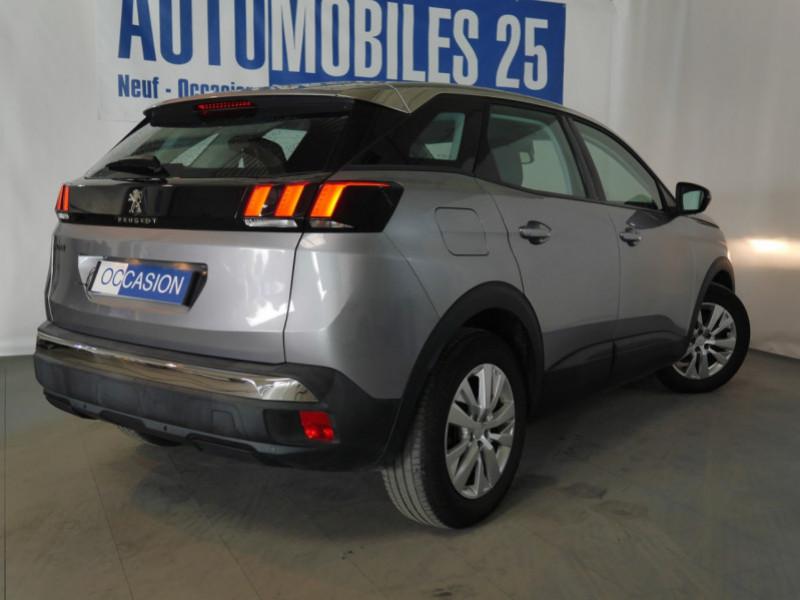 Photo 2 de l'offre de PEUGEOT 3008 1.6 BLUEHDI 115CH ACTIVE S&S à 22900€ chez Automobiles 25