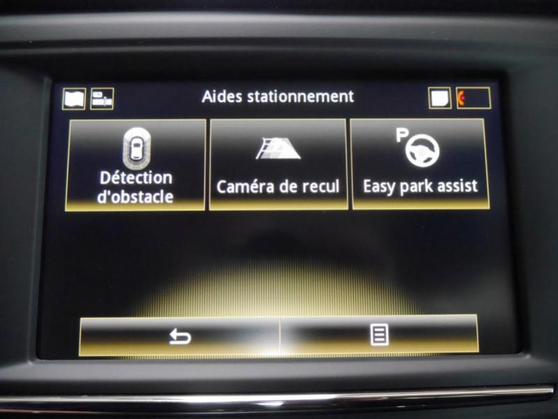 Photo 16 de l'offre de RENAULT KADJAR 1.3 TCE 140CH FAP INTENS à 20990€ chez Automobiles 25