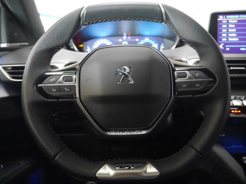 Photo 6 de l'offre de PEUGEOT 3008 HYBRID4 300CH GT E-EAT8 à 41590€ chez Automobiles 25