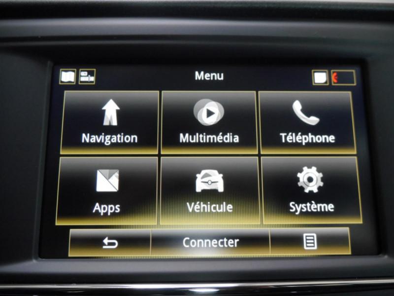 Photo 9 de l'offre de RENAULT KADJAR 1.3 TCE 140CH FAP INTENS à 20990€ chez Automobiles 25