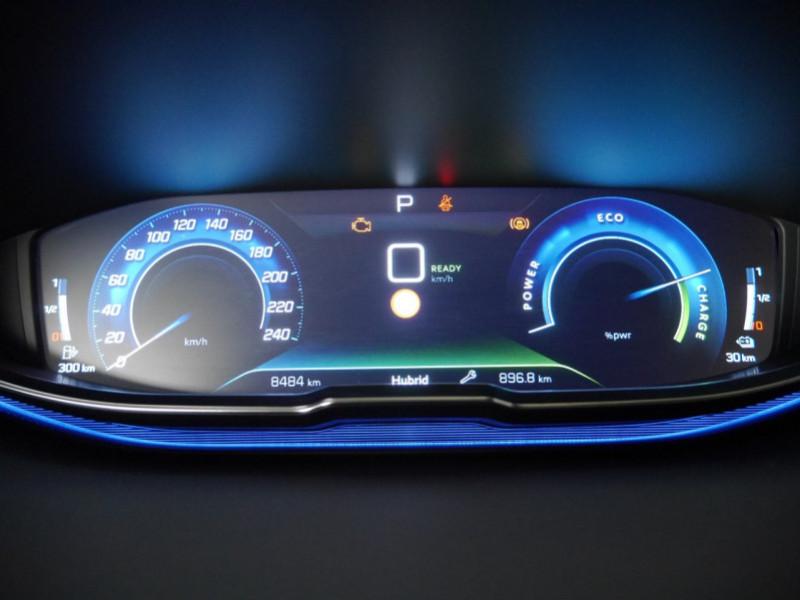Photo 7 de l'offre de PEUGEOT 3008 HYBRID4 300CH GT E-EAT8 à 41590€ chez Automobiles 25