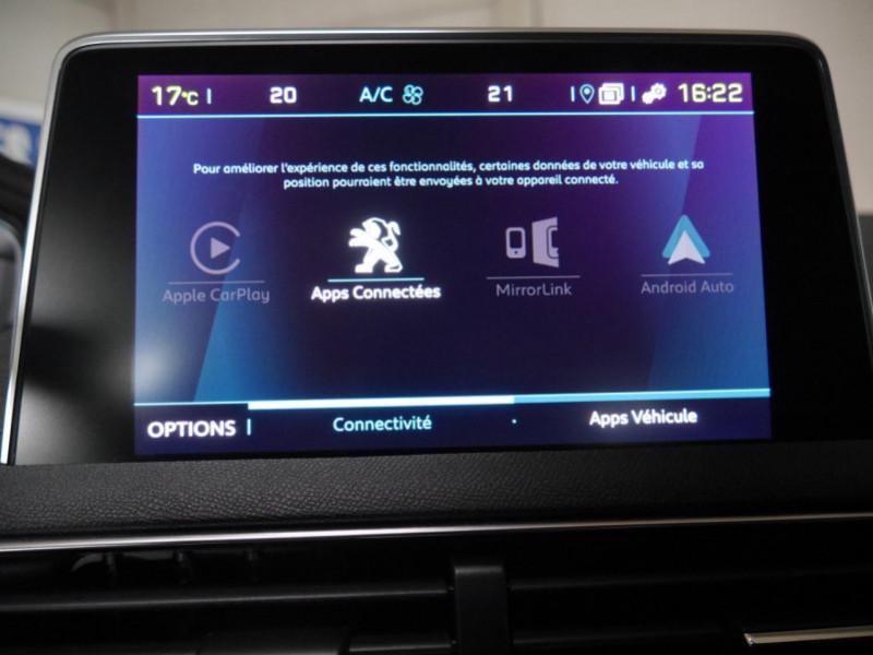 Photo 12 de l'offre de PEUGEOT 3008 HYBRID4 300CH GT E-EAT8 à 41590€ chez Automobiles 25