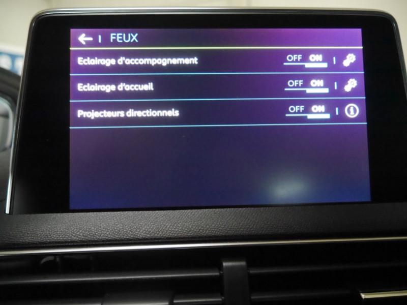 Photo 17 de l'offre de PEUGEOT 3008 HYBRID4 300CH GT E-EAT8 à 41590€ chez Automobiles 25