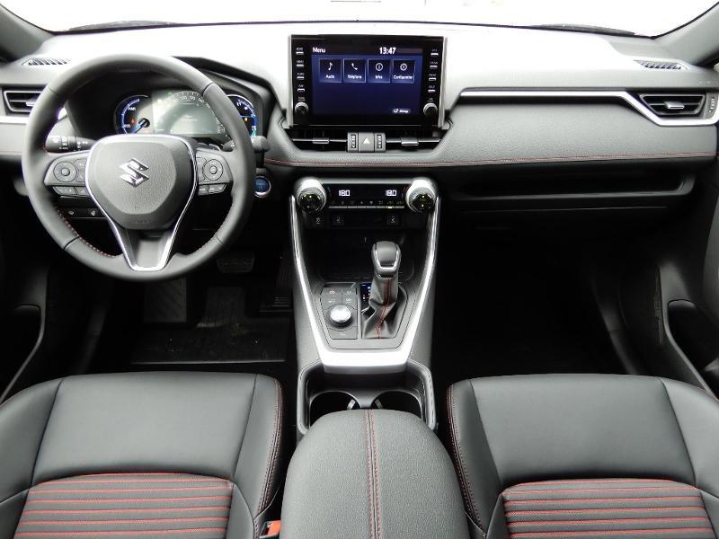 Photo 7 de l'offre de SUZUKI Across 2.5 Hybride Rechargeable à 44800€ chez Garage Bazin